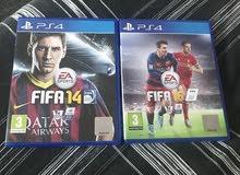 fifa16 و fifa14