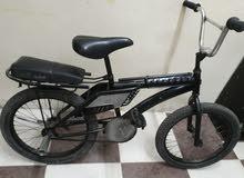 دراجة رامبو نظيفة أصلية مقاس 20 الحد 200