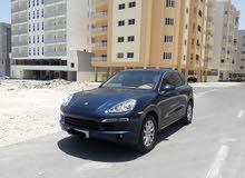 Porsche Cayenne 2012 (Blue)