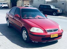 Manual Honda 1998 for sale - Used - Buraimi city
