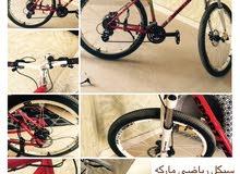 دراجة جبلية ماركة معروفة