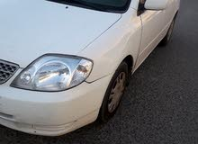 2001 Used Corolla with Automatic transmission is available for sale
