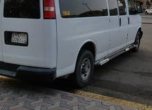 +200,000 km GMC Savana 2009 for sale