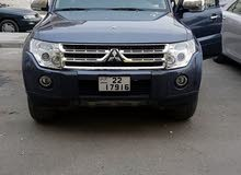 Gasoline Fuel/Power car for rent - Mitsubishi Pajero 2010