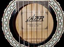 جيتار ليزر استعمال خفيف جداً بحالة ممتازة مع حقيبته
