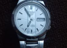 ساعة SEIKO 5 مستعملة يابانية أصلية للبيع