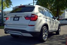 Used condition BMW X3 2016 with  km mileage