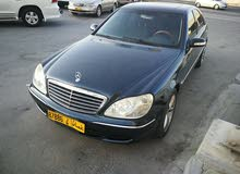 Mercedes Benz S350 2003 For Sale