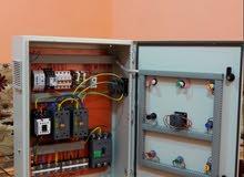 مستعدون لعمل وصيانة البنلات الكهربائية  وتشغيل واطفاء المولد اوتو