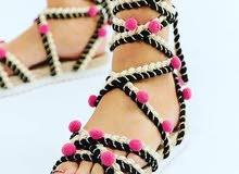 sandales anglaises