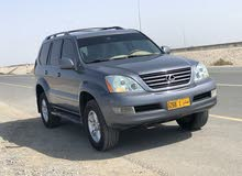 Lexus GX 2004 For sale - Blue color