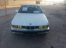 BMW 735 . محرك 6