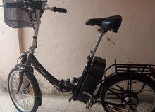 دراجة كهربائية