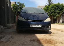 Gasoline Fuel/Power   Toyota Previa 2004