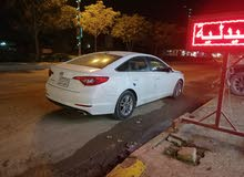 Hyundai Sonata 2016 For sale - White color