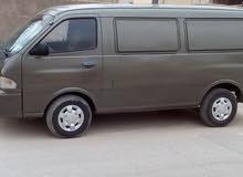 Grey Kia Borrego 2000 for sale