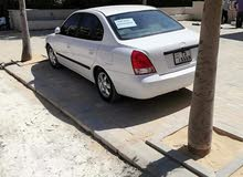 Hyundai Avante 2002 For Rent