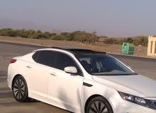 Kia Optima car for sale 2012 in Al Khaboura city