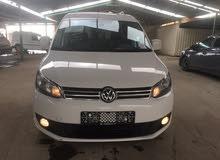 Volkswagen Caddy car for sale 2013 in Zarqa city