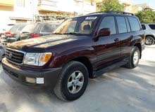 Available for sale! 0 km mileage Toyota Land Cruiser 2001