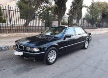 BMW 730 2001 - Automatic