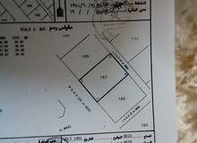 ارض للبيع في الرستاق مخطط حي السرح