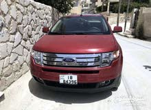 km mileage Ford Edge for sale