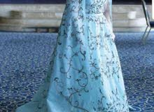 dress by designer Saiid Kobeisy