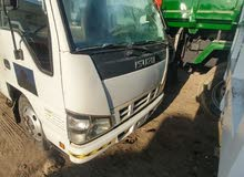 ISUZU NKR 2007 DOUBLE CABIN DIESEL 3 TON FULL SERIVSE HISTORY IN GOOD CONDITION