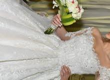 فستان عرس خيالي ورائع