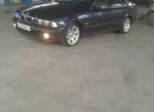 Blue BMW 540 2003 for sale