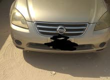 2005 Used Altima with Automatic transmission is available for sale