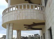 فيلافي شمال عمان للبيع او الايجار بسعر مغري مع امكانية تقسيط جزء من الثمن