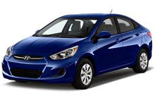Hyundai Accent - Automatic