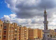 خانيونس القرارة شقق مدينة حمد