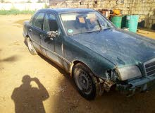 Manual Green Mercedes Benz 1999 for sale