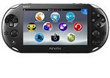 ps vita with memory card and 1 game