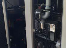مولد كهرباء محرك يوركاردو توربو مع قلاب كهربائ 83 kva  للإستفسار 0913510013