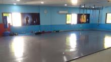 نادي ملاكمة ولياقة بدنية One punch Man Gym