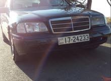 مرسيدس c180 1995