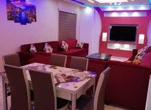 شقة مفروشة في منطقة تلاع العلى للايجار فقط سوبر ديلوكس 3 نوم مساحة 140 م²