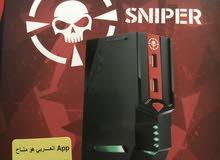 ماوس G602 + كيبورد Redragon +قطعه Brook sniper