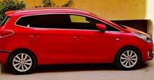 سيارة كيا كارينز العائلية 7 راكب 2017 للإيجار اليومى والمدد الطويلة