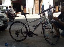 دراجة سبور 26 إصليا استعمال نظيف