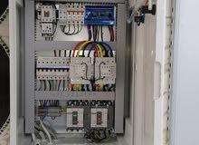 تركيب أنظمة الحماية والتحكم الآلي