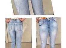 blue jeans  size 8,boyfriend