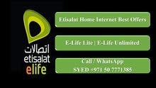 Etisalat Home Internet Offers in Ras Al Khaimah