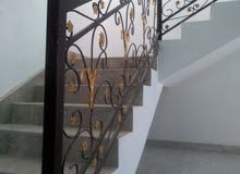تفصيل السلالم الحديديه