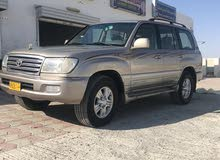 Toyota Land Cruiser car is available for a Month rent