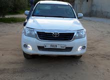 Toyota Hilux car for sale 2006 in Misrata city